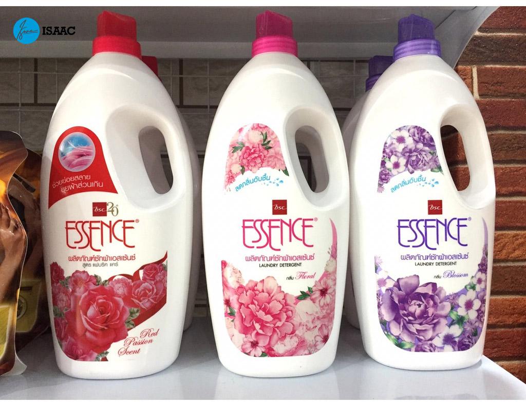 Nước giặt Essence hương thơm lâu bền