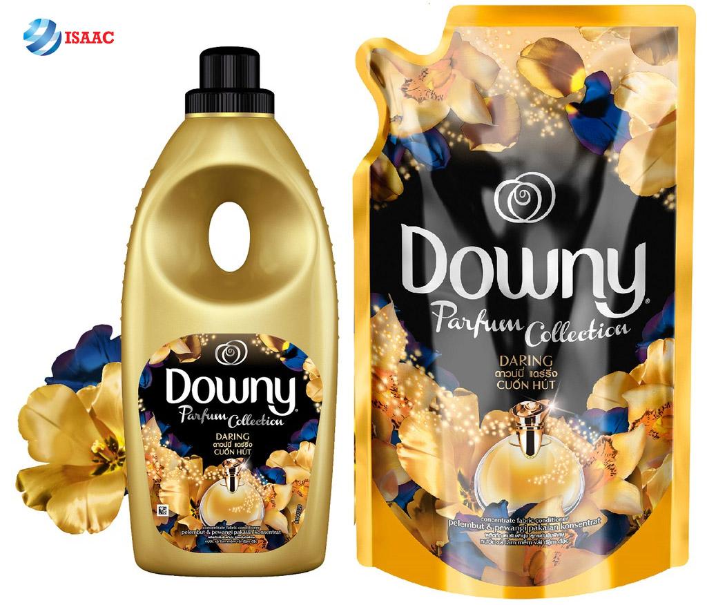 Thương hiệu nước giặt Downy nổi tiếng