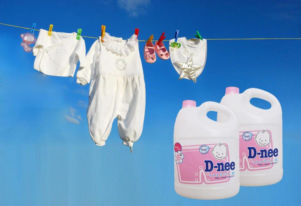 nước giặt D-nee