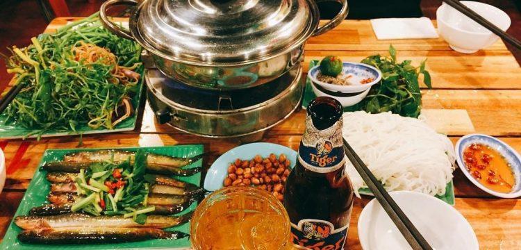 Quán ship đồ ăn đêm ngon tại Hà Nội