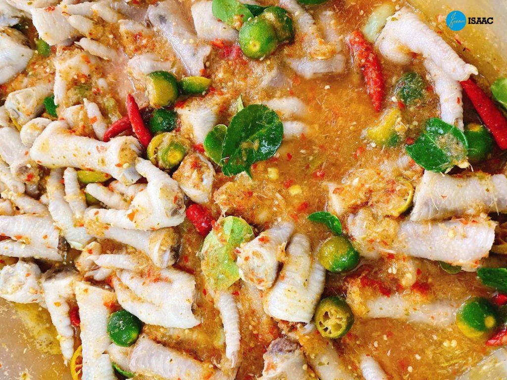 Ship đồ ăn đêm Hà Nội Trang Béo