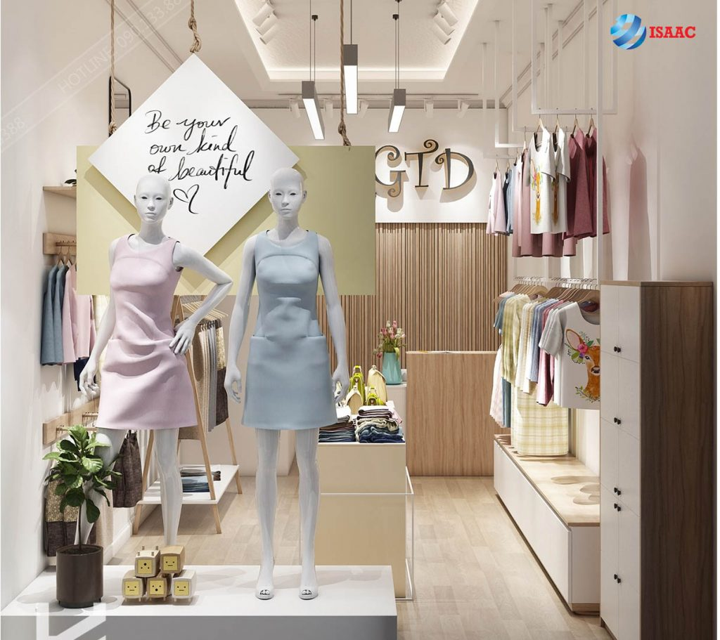 Tên shop quần áo cực hay và thu hút khách hàng